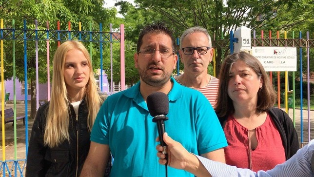 Podemos aboga por el empleo para personas con discapacidad Podemos Pamplona