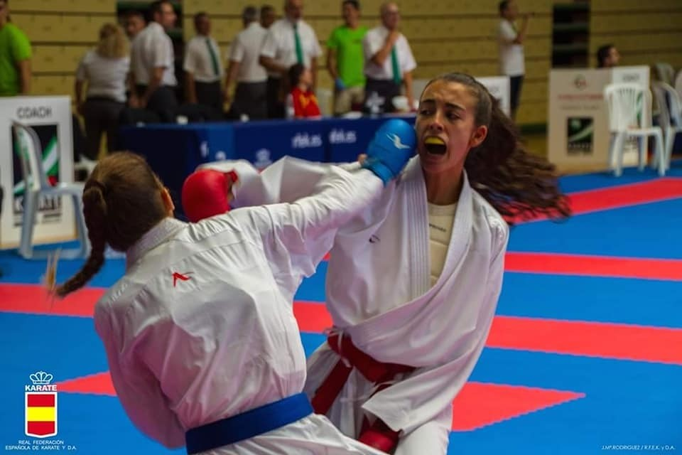 Buen papel del Kidokan en la Liga Nacional