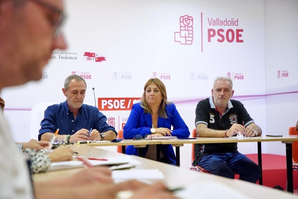 El PSOE de Valladolid convoca un congreso extraordinario