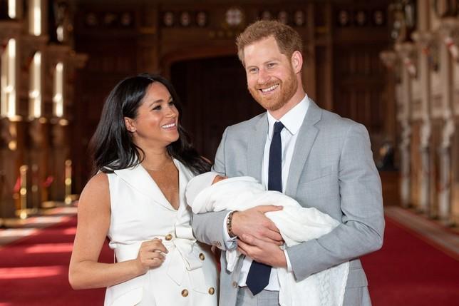 Meghan Markle, sobre su bebé: