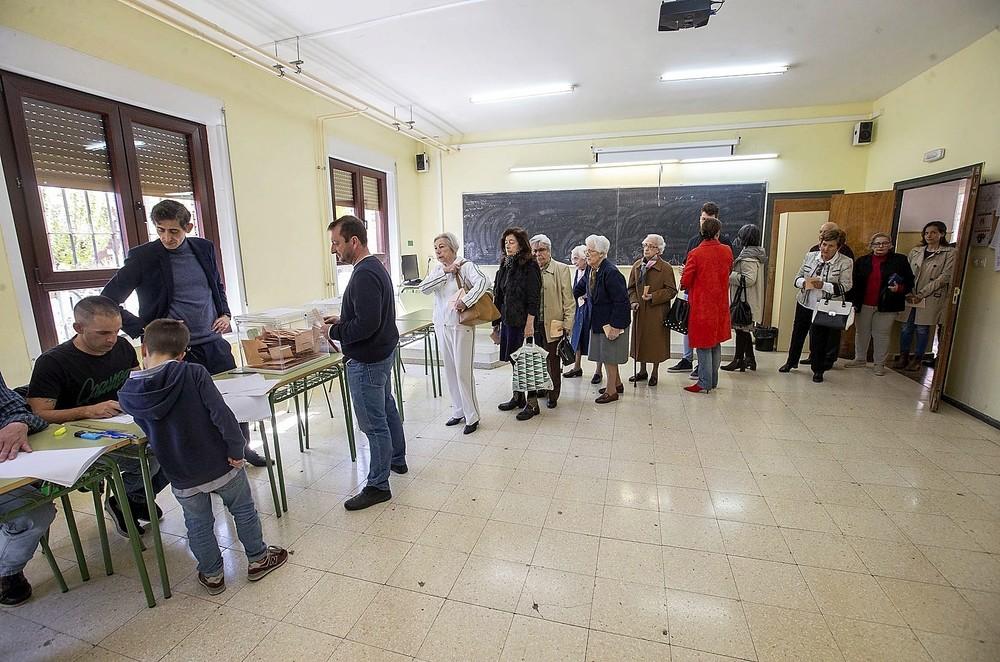 136.312 electores en Ávila para los nuevos comicios
