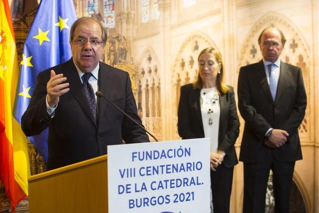 El Centenario de la Catedral de Burgos mira a Europa