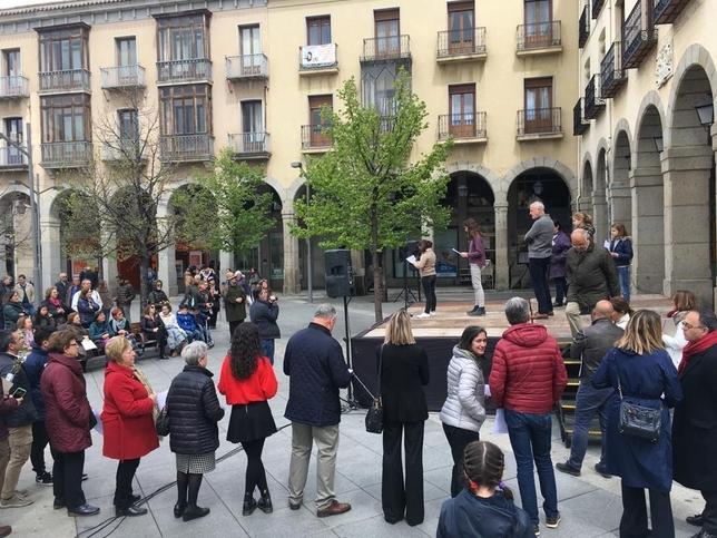 Un día para rendirse a la literatura en Ávila