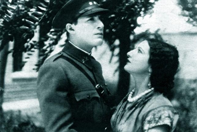 El icono del cine republicano también se filmó en Toledo