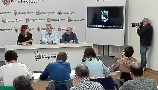 Asiron propone la formación de un gobierno de izquierdas NATV-Sergio Arizmendi
