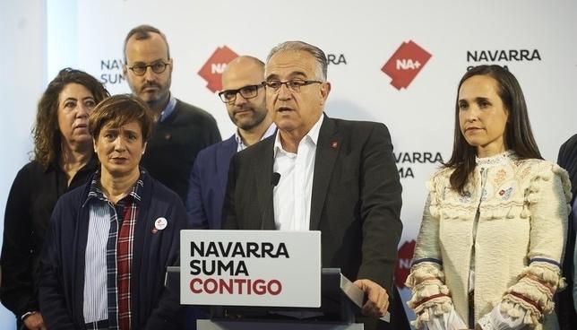 Maya aboga por una política lingüística acorde a la realidad Navarra Suma