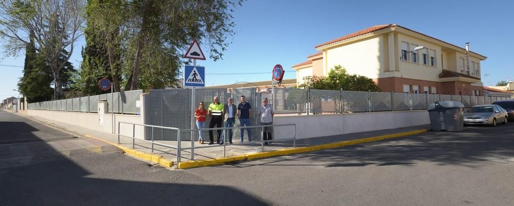Argamasilla inicia el curso con el estreno de instalaciones