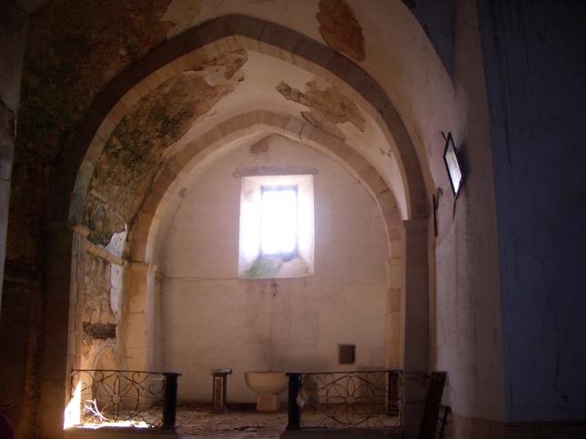 Iglesia Parroquial de San Esteban de Sáseta, en Condado de Treviño. Hispania Nostra