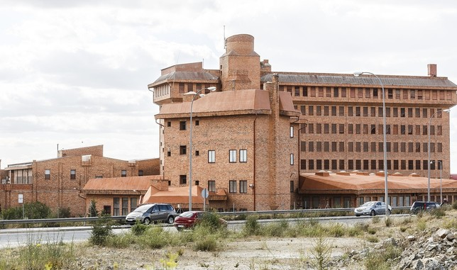 Arquitectura humana y urbana  Diego de Miguel