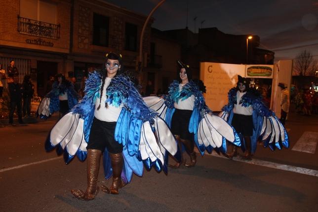 El Burleta se impone a Harúspices en el desfile de Bolaños