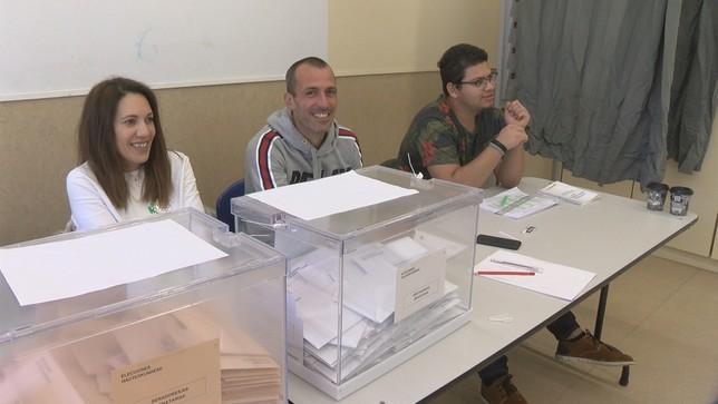 A todos nos puede tocar: Patxi Puñal hace hoy mesa electoral
