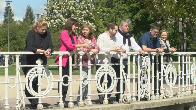 Esporrín quiere mejorar urgentemente la limpieza de Pamplona