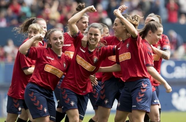 Osasuna femenino ya conoce a sus rivales en Primera B