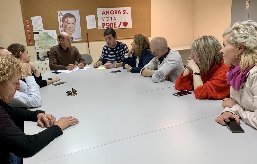 El PSOE incide en crear empleo contra la despoblación