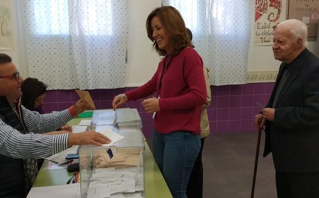 Ana Peñalosa, candidata al Senado D.S.