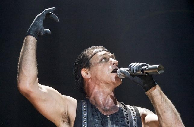 Rammstein anuncia gira europea de estadios para 2020 STR