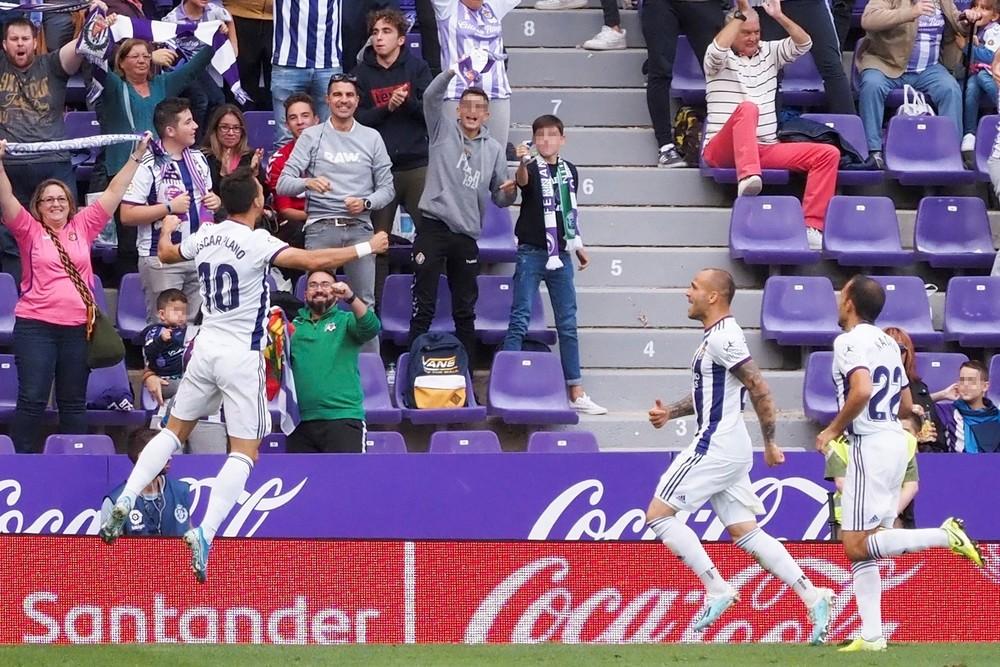Carlos Fernández mantiene al Granada en lo alto