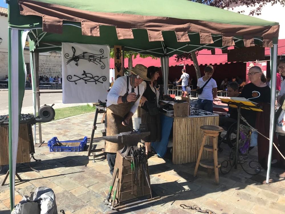 Ampudia cierra sus ferias de San Miguel con récord