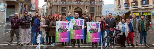 Aranzadi quiere eliminar privilegios a los concejales Equo-Aranzadi