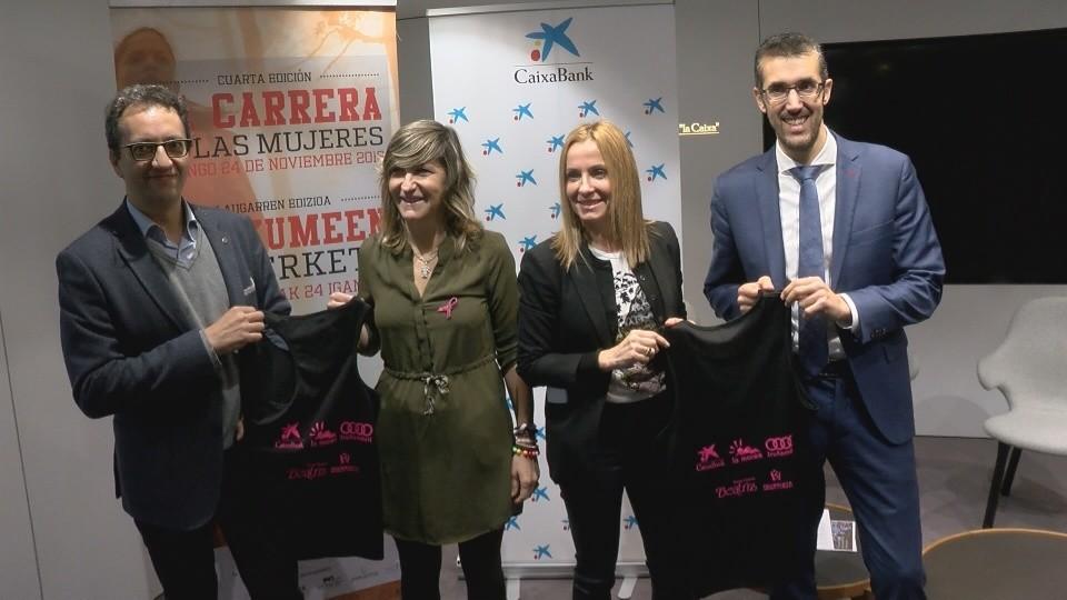 El Club Mujeres Running Pamplona seguirá becando a atletas