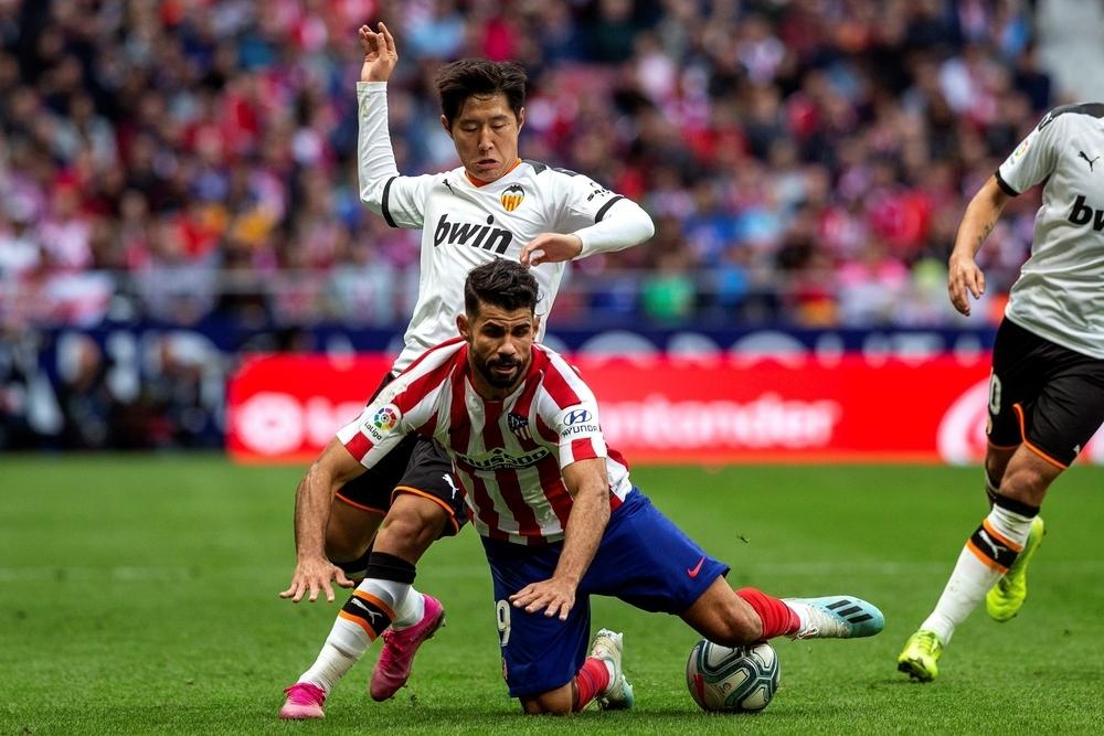 Parejo frustra al Atlético