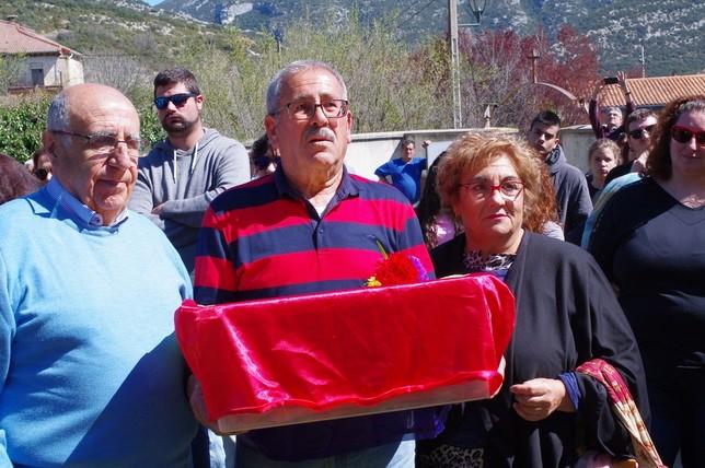 Julián González ya descansa en almagro
