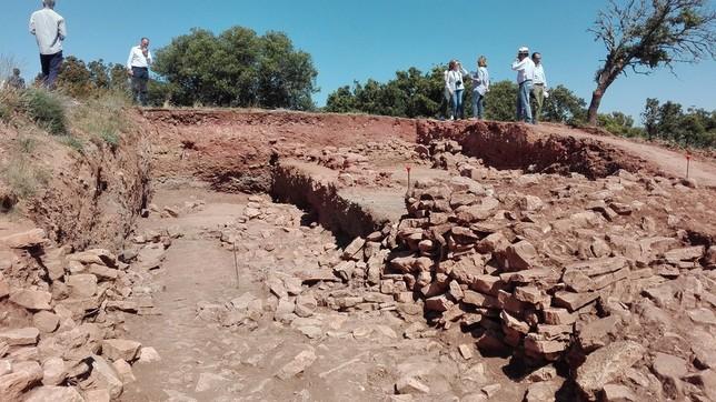 Un poblado excepcional de la Edad del Bronce en Velilla