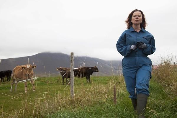 Fotograma de la película de la Sección Oficial 'The County', de Grímur Hákonarson.