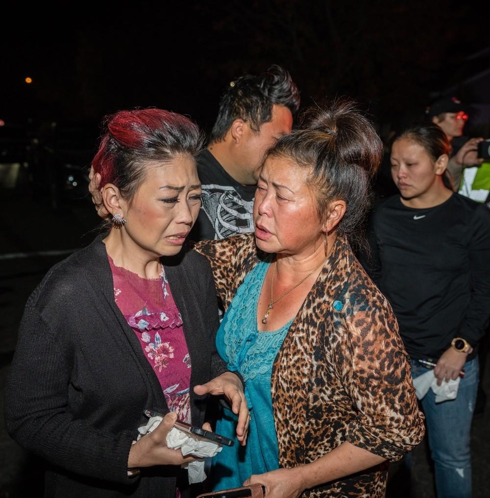 Cuatro muertos y 10 heridos en un tiroteo en California