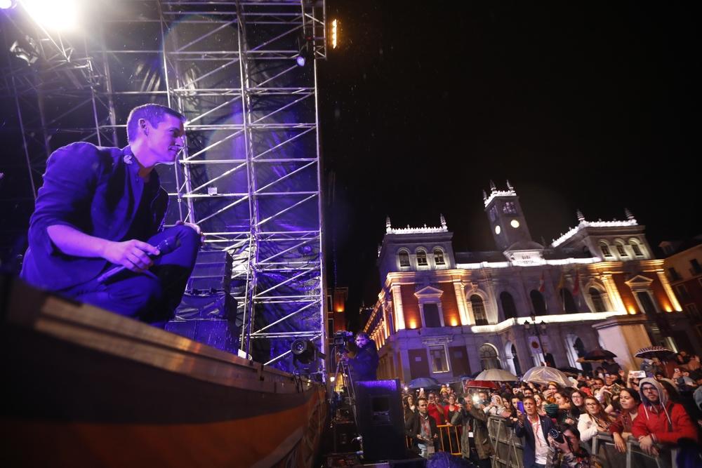 Concierto de Maldita Nerea en Valladolid.