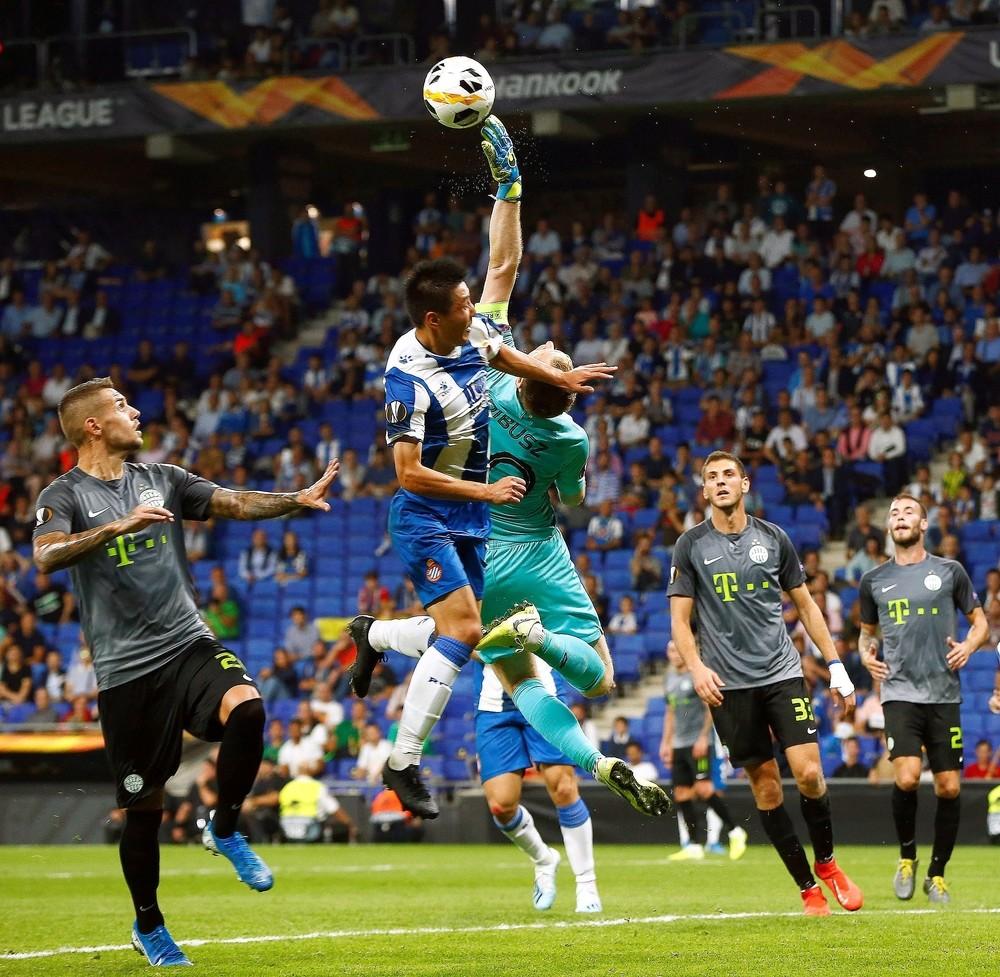 El Espanyol no culmina la remontada