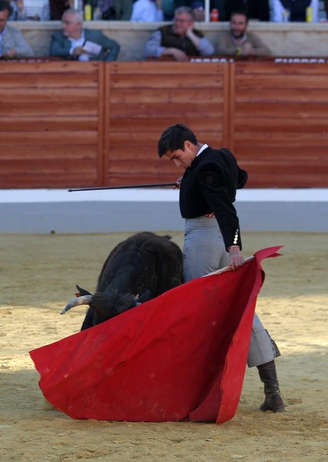 Los tentaderos son escuela de aficionados Joaquin Romera