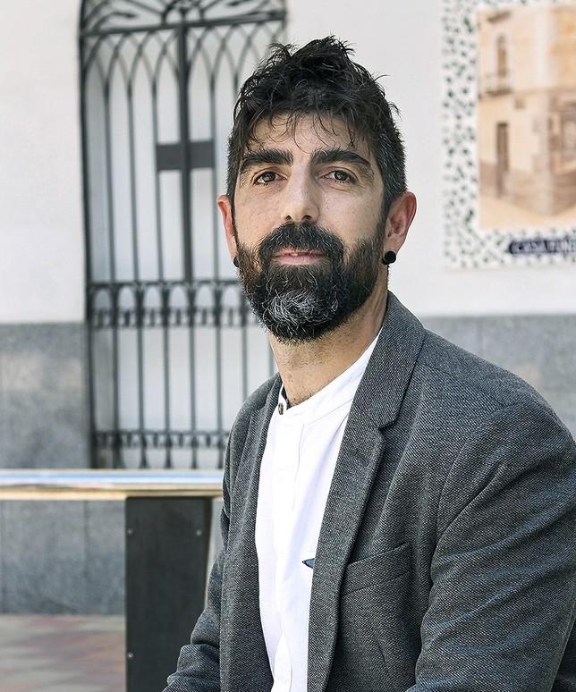 Guillermo San Juan (Podemos-Equo): «Participaremos en aquellos acuerdos que veamos buenos para nuestros barrios, pero aún queda mucho por hablar y analizar»