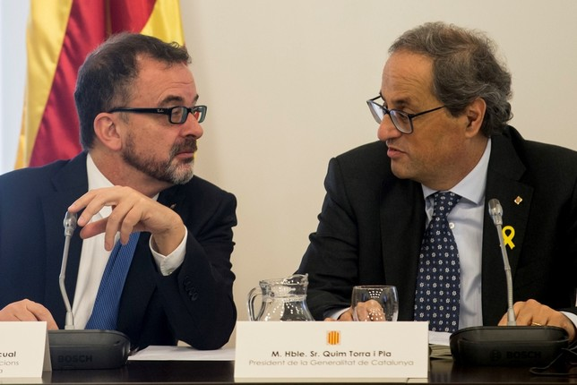 Exteriores pide cerrar las 'embajadas' catalanas en Europa Quique García Quique García