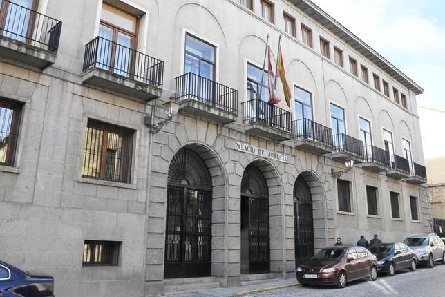 Palacio de Justicia de Segovia