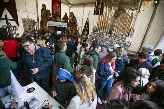 Ciudad Real, sin procesiones en la tarde de Jueves Santo Rueda Villaverde
