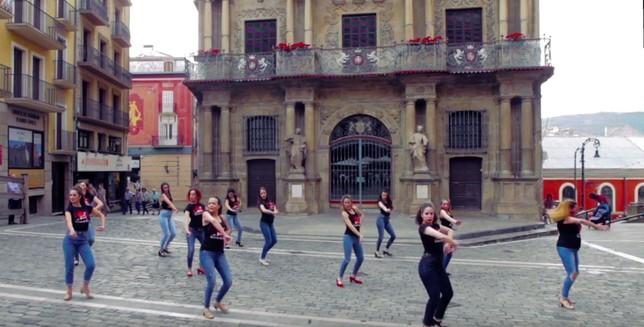 Se prepara un gran flashmob en Pamplona en clave flamenca
