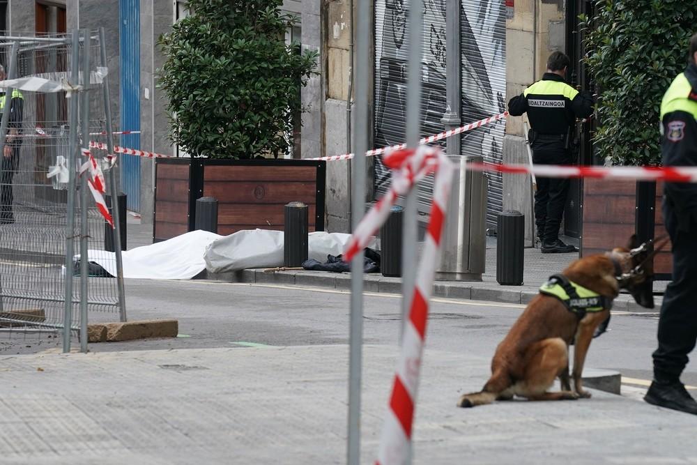 Un tiroteo en Bilbao se salda con la muerte de un hombre