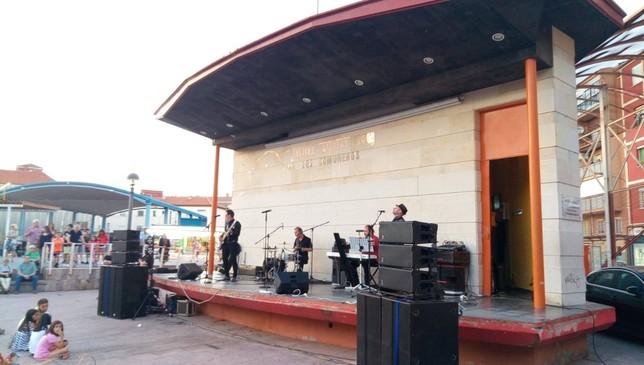 Música y actividades culturales en la Victoria