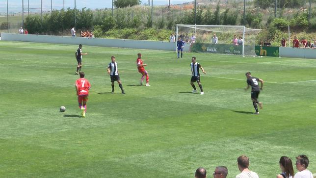 El Numancia Juvenil empata ante el Levante (1-1)