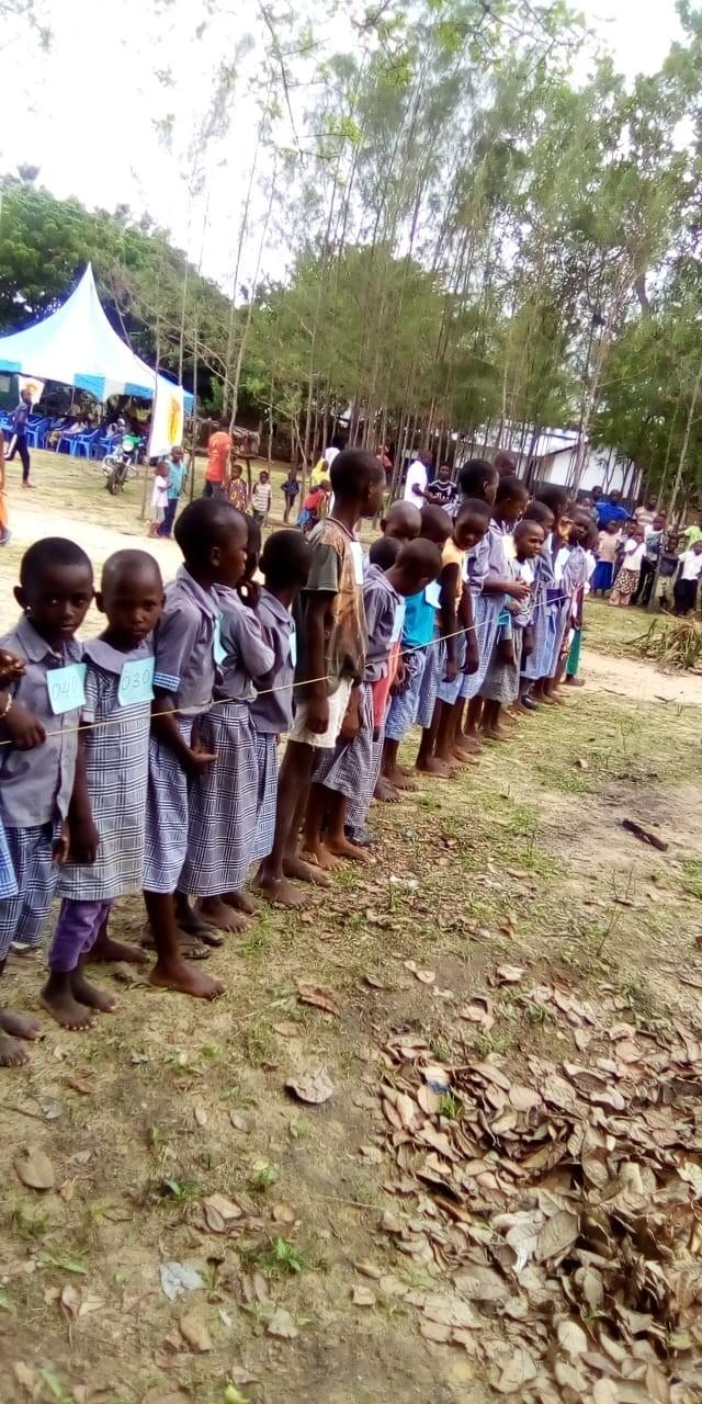Carrera solidaria desde Tsunza Children of Africa