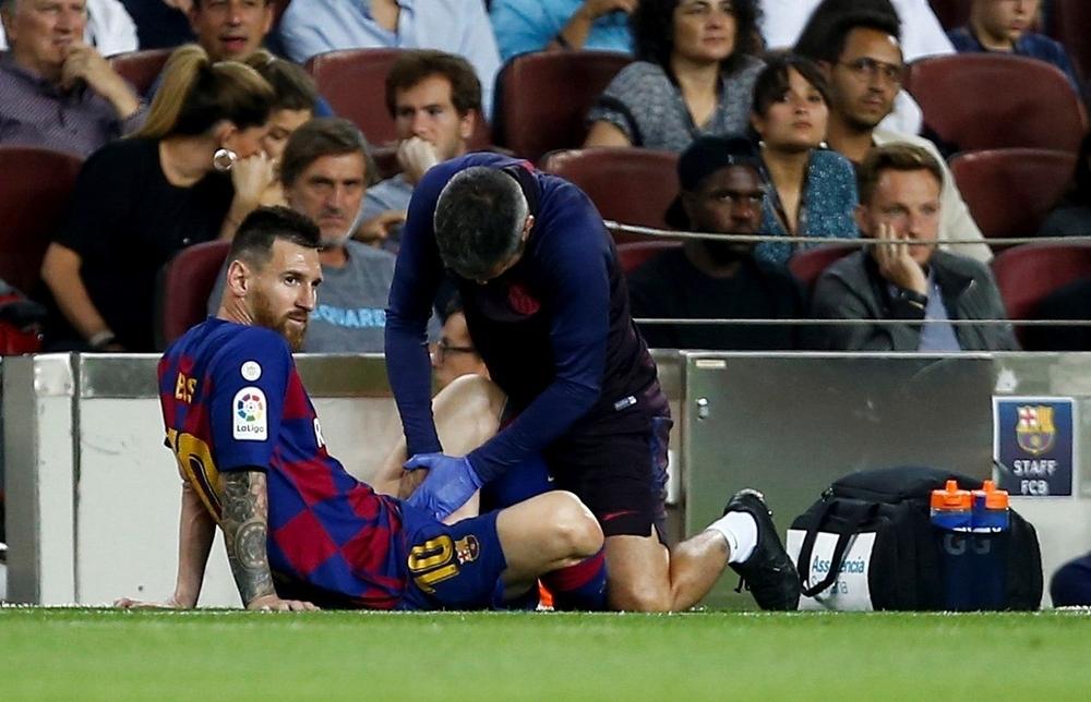 El Barça salva los muebles en el Camp Nou