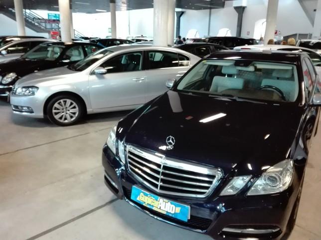 200 coches expuestos en la Feria del Vehículo de Ocasión