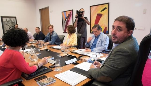 Se cierra la ronda sin candidato a la presidencia de Navarra