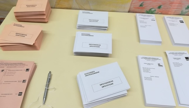 Según GAD3, Navarra Suma 2 escaños, PSN 2 y Unidas Podemos 1 NATV