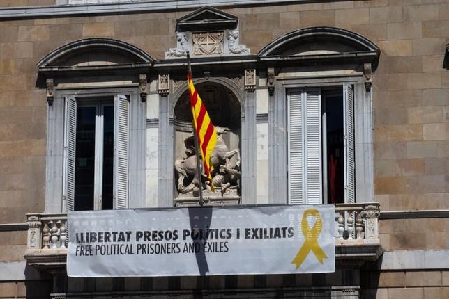 Justicia procesa a Torra por no retirar los lazos en campaña Quique García Quique García