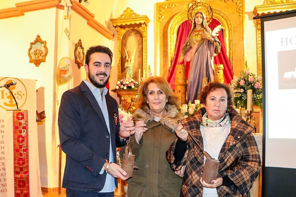 Santa Bárbara vuelve relumbrar en Almodóvar del Campo