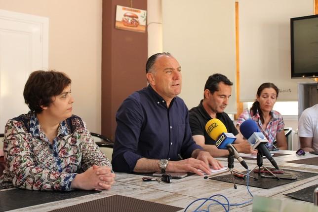 El PSOE de Tarancón presenta su informe de gestión 2015-2019