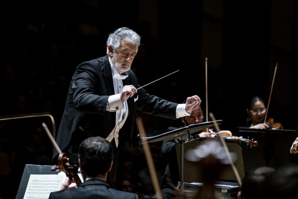 Plácido Domingo se marcha de la Met Opera de Nueva York