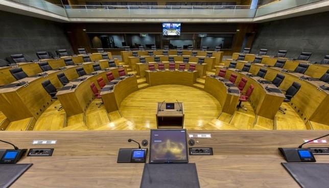 Comienza la cuenta atrás para constituir el nuevo Parlamento NATV